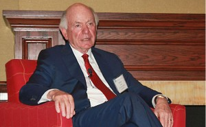 Mike Leven - former COO of Adelson's firm