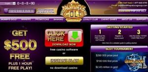 Mummys Gold Casino Promo