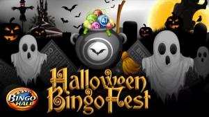 bingohall halloween fest