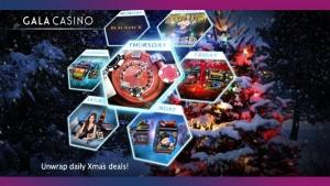 Gala Casino Xmas Bonuses