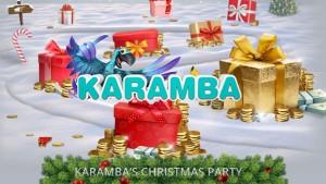 Karamba Casino Xmas Party