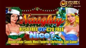 Naughty or Nice Slot Promo