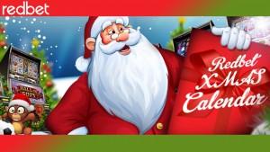 Redbet Casino Xmas Calendar