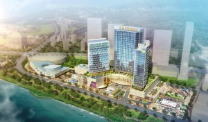 Caesars' South Korean Casino