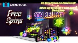Casino Room Welcome Bonus