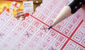China lottery sales