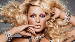 Famous Gamblers - Pamela Anderson