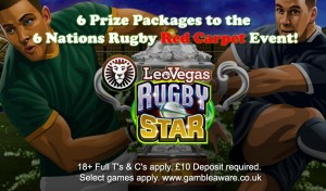 Free Six Nations Championship Gold Tickets