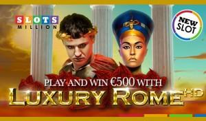 Luxury Rome HD Slot Promo