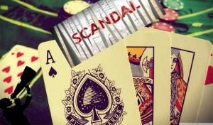 top gambling scandals