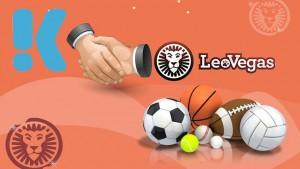 LeoVegas Sportsbook news