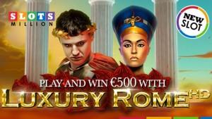 Luxury Rome HD Slot Bonus