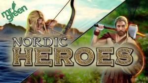 Mr Green Nordic Heroes