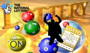 UK National lottery online