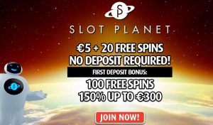 slot planet casino no deposit bonus