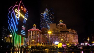 Macau Gambling Revenue