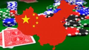 Poker in China