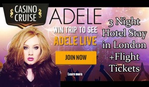 Adele concert ticket
