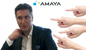 charges against Amaya Inc