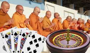 gambling and Buddhism