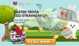 Guts Casino Easter Promotion