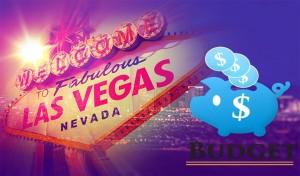 Las Vegas gambling budget