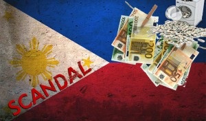 money laundering scandal in philippines
