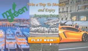 win a trip to Monaco
