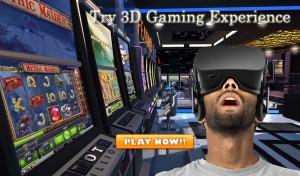 Oculus Rift Casino