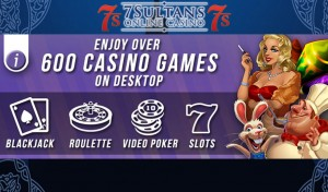 7Sultans Casino Review