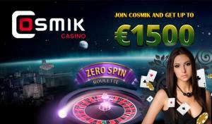 Cosmik Casino Review