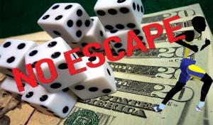 athletes with gambling addictions