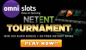 Omni Slots NetEnt Tournament