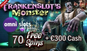 Omni Slots Casino Welcome Bonus