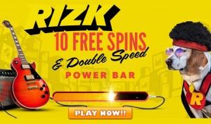 Rizk Casino Jimi Hendrix Slot
