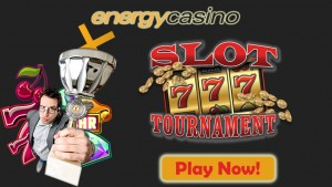 Energy Casino Slot Tournament
