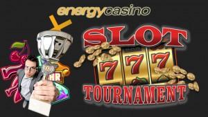 Energy Casino Slot Tournament