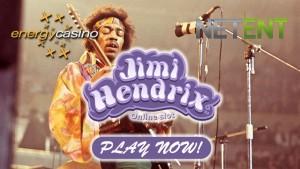 Jimi Hendrix Slot Energy Casino