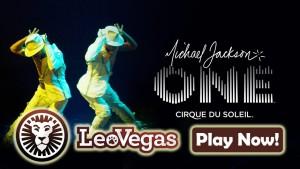 LeoVegas Michael Jackson