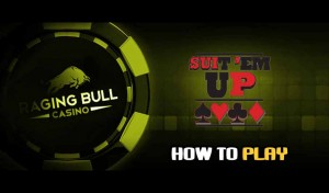 How to Play Suit 'Em Up Blackjack
