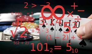 Mathematics behind gambling