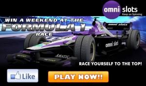 Omni Slots Formula 1 Race