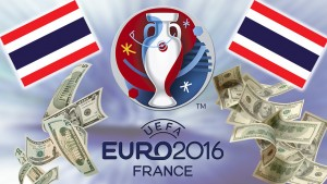 Thailand Bets on Euro 2016