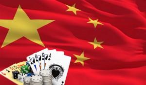 China illegal gambling