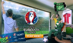 Win tickets to Euro 2016