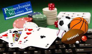 Pennsylvania legalize online gambling