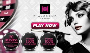 PlayGrand Casino no deposit