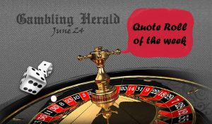 gambling quotations