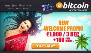7BitCasino welcome bonus