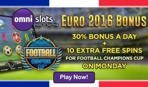 Euro 2016 Bonus